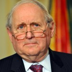 Senate Armed Services Committee Chair Carl Levin (Blade file photo by Michael Key)