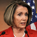 House Speaker Nancy Pelosi (Blade photo by Michael Key)
