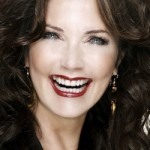Lynda Carter photo by Karl Simone; courtesy of JS2Communications