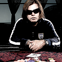 DJ Paul Oakenfold spins at Club 9:30 Tuesday. (Photo courtesy of Paul Oakenfold)