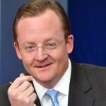 White House Press Secretary Robert Gibbs (Washington Blade photo by Michael Key).