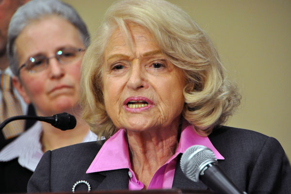 Edith Windsor, gay news, Washington Blade