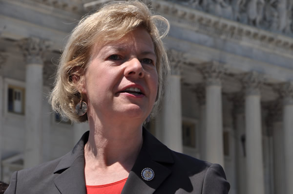 Tammy Baldwin, gay news, gay politics dc