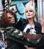 A new Logo acquisition heralds the return of Patsy and Edina in gay cult favorite 'AbFab.' (Photo courtesy Logo/BBC)