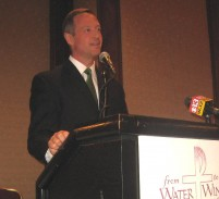 Martin O'Malley, gay news, gay politics dc