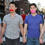 Silent March for Victims of GLBT Violence, Columbia Heights, anti-gay, hate crimes, gay news, Washington Blade