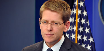 White House, Jay Carney