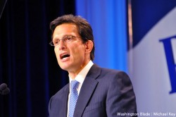 Eric Cantor, Republican, House Majority Leader, Values Voter Summit