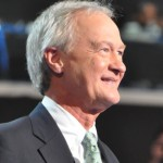 Lincoln Chafee, Democratic National Convention, Rhode Island, gay news, Washington Blade