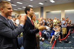 DNC LGBT Caucus, gay news, Washington Blade