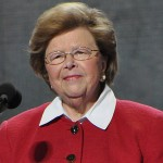 Barbara Mikulski, Democratic National Convention, Democratic Party, Washington Blade, gay news