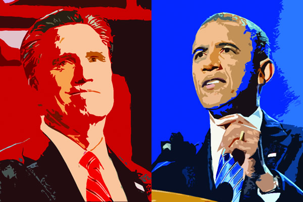 Mitt Romney, Barack Obama, election 2012, Washington Blade, gay news