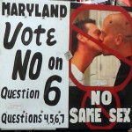 Question 6, Maryland, gay marriage, anti-gay, same sex marriage, gay news, Washington Blade