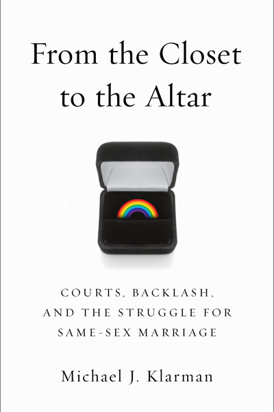 From the Closet to the Altar, books, gay news, Washington Blade