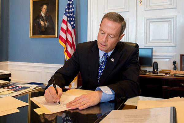 Martin O'Malley, gay news, Washington Blade, same sex marriage, gay marriage, marriage equality, Maryland