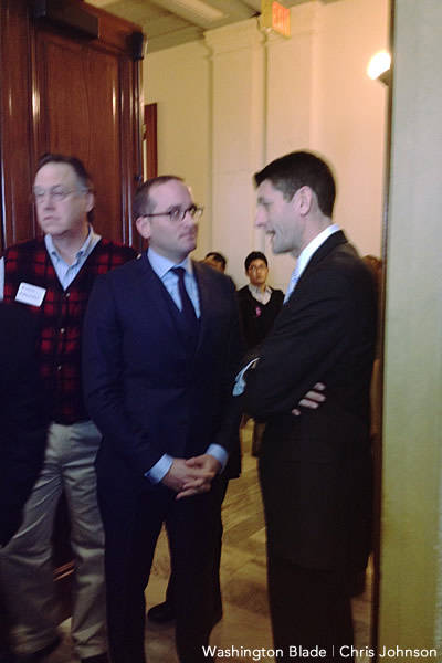 Chad Griffin, Paul Ryan, Human Rights Campaign, HRC, Republican Party, Wisconsin, gay news, Washington Blade