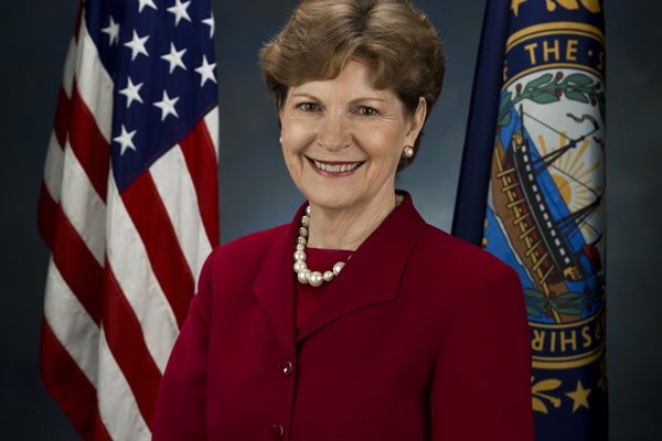 Jeanne Shaheen, United States Senate, gay news, Washington Blade, New Hampshire, Democratic Party