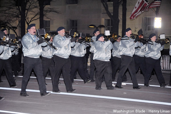 D.C. Different Drummers, Lesbian & Gay Band Association, Presidential Inauguration 2013, gay news, Washington Blade