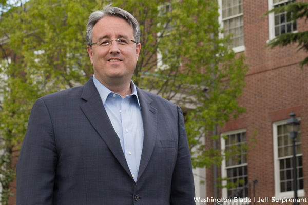 Rich Madaleno, Maryland, Democratic Party, Montgomery County, gay news, Washington Blade, Equality Maryland