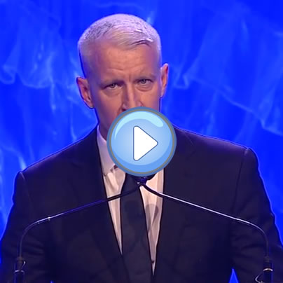 Anderson Cooper, GLAAD, gay news, Washington Blade