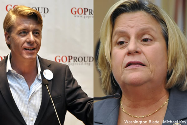 Jimmy LaSalvia, Ileana Ros-Lehtinen, GOProud, Florida, United States House of Representatives, Republican Party, GOP, gay news, Washington Blade