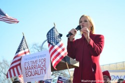 Supreme Court, gay marriage, same sex marriage, marriage equality, Proposition 8, Hollingsworth vs. Perry, gay news, Washington Blade, Margaret Hoover