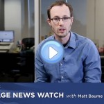 Matt Baume, AFER, Marriage News Watch, gay news, Washington Blade