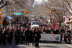 St. Pat's for All parade, Queens, New York City, St. Patrick's Day, gay news, Washington Blade