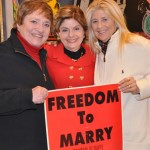Robin Tyler, Gloria Allred, Diane Olson, gay news, Washington Blade