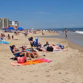 Rehoboth ready for record crowds