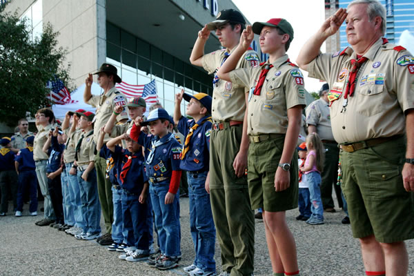 Boy Scouts of America, gay news, Washington Blade