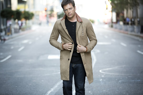 Harry Connick Jr Emotional About First