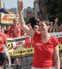 Heather Mizeur, gay news, Washington Blade, Maryland House of Delegates, Baltimore Pride Parade