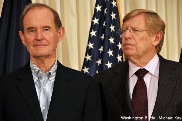 David Boies, Ted Olson, gay marriage, same-sex marriage, marriage equality, gay news, Washington Blade