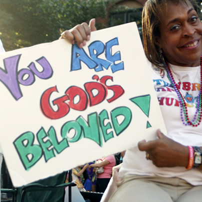 You Are God's Beloved, Capital Pride Parade, gay news, Washington Blade