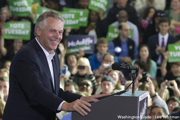 Washington Blade, Terry McAuliffe, leadership