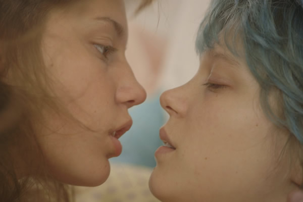 Blue is the Warmest Colour, gay news, Washington Blade