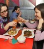 Aida Cavalic, Natalia Banulescu-Bogdan, dining, Thai Tanic, Valentine's Day, gay news, Washington Blade