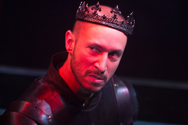 Richard III, Folger Theatre, Drew Cortese, theater, gay news, Washington Blade