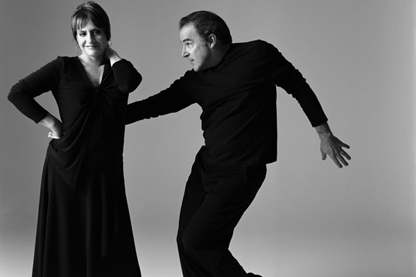 Patti LuPone, Mandy Patinkin, gay news, Washington Blade