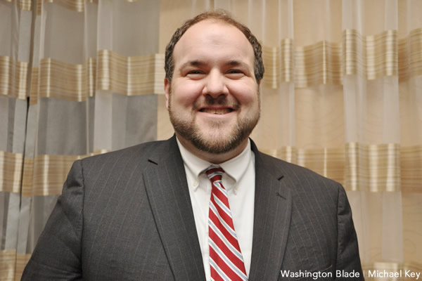 Luke Clippinger, Maryland House of Delegates, Democratic Party, Baltimore, gay news, Washington Blade