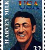 Harvey Milk stamp, gay news, Washington Blade