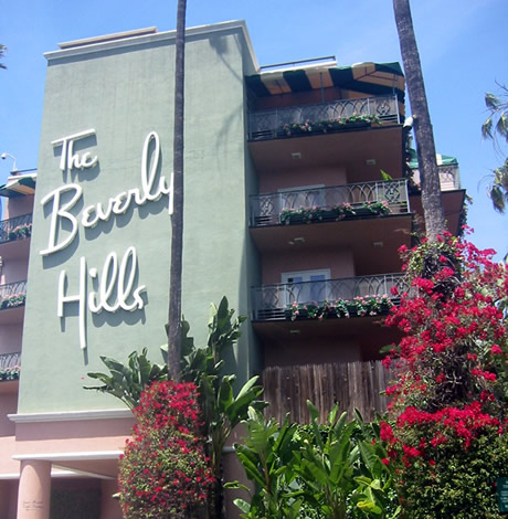 The Beverly Hills Hotel, Los Angeles, gay news, Washington Blade