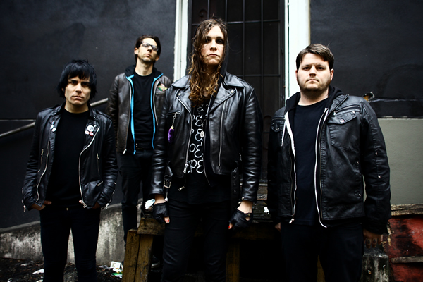 Inge Johansson, Atom Willard, Laura Jane Grace, James Bowman, Against Me!, gay news, Washington Blade