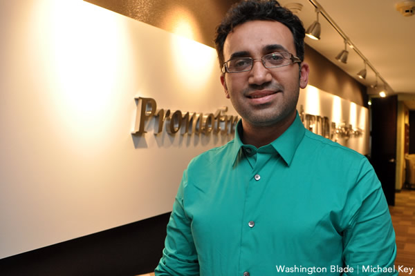 Arsham Parsi, Iran, gay news, Washington Blade