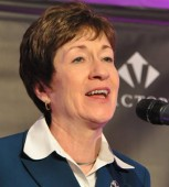 Susan Collins, Victory Fund, Senate