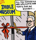 Bible Museum, gay news, Washington Blade