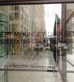Everett McKinley Dirksen United States Courthouse, same-sex marriage, gay marriage, marriage equality, gay news, Washington Blade