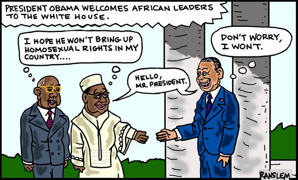 Yahya Jammeh, Yoweri Museveni, the Gambia, Uganda, LGBT rights in Africa, Barack Obama, White House, Africa, gay rights, gay news, Washington Blade