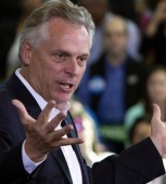 Terry McAuliffe, Virginia, gay news, Washington Blade